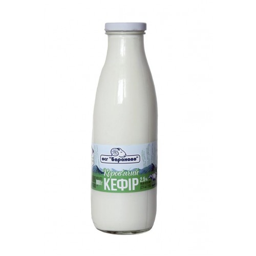 Кефир из коровьего молока